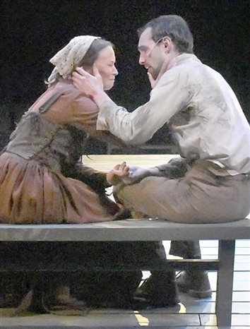 Review: 'The Crucible' Lets Wagon Wheel Actors Get Intensely Dramatic