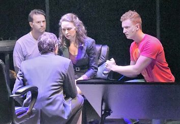 Twist In The Story Keeps 'next to normal' Spinning
