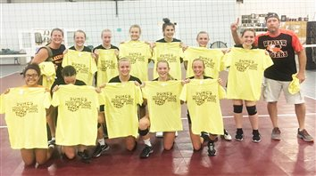 Lakeview Eighth Graders Win Tournament