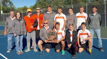 Warsaw Wins Sixth-Straight Sectional Title
