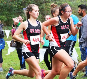 Lady Lancers Run Best Race Of The Year At Bethel Invitational