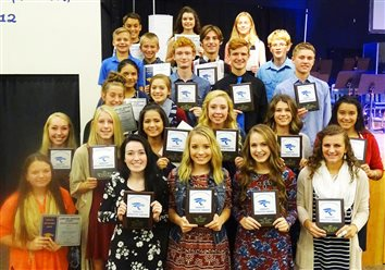 LCA Fall Sports Awards Presented