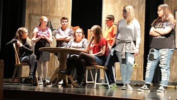 TVHS Annual Fall Play Set For Friday, Saturday