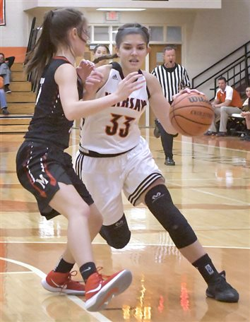 Lady Tigers Defend The House In Home Opener