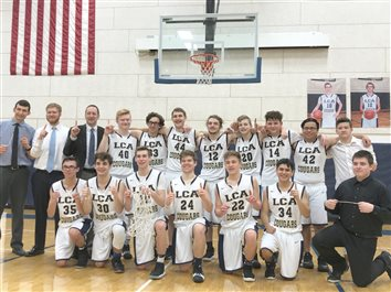 LCA Clinches Share Of Hoosier Plains Conference