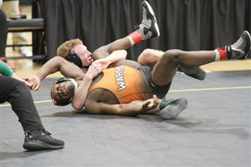 Wilson Connects On, Off The Mat