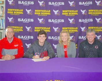 Noah Wright Inks Letter Of Intent With Grace College