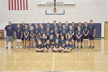 Lakeland Christian Academy Hosts Basketball Camps