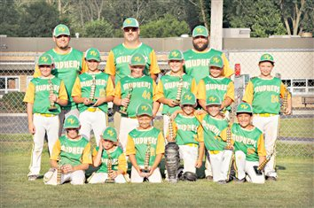 Valley Runner-Up At Town & Country 8U Plymouth Semistate