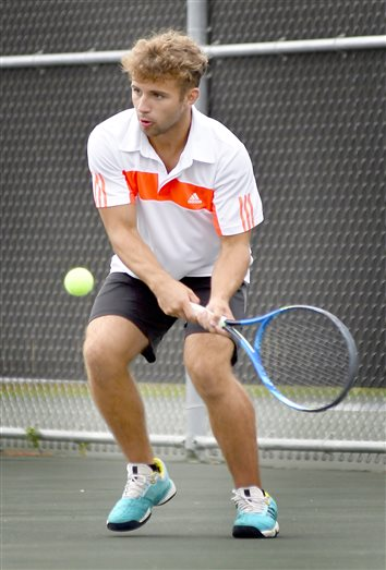 Tigers Beat Wawasee, Return To Boys Tennis Sectional Final; Whitko Eliminated