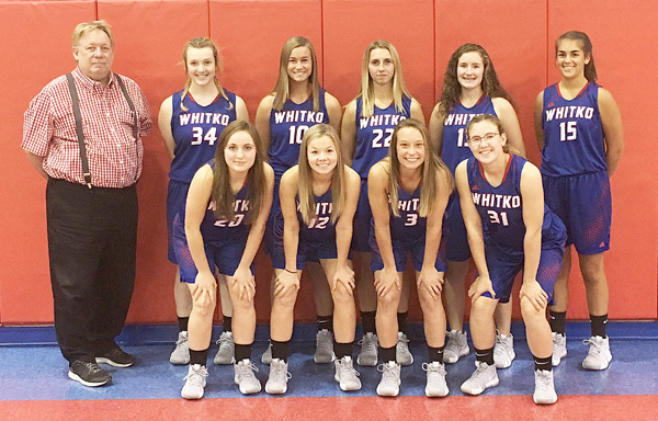 The Whitko Lady Wildcats open the season Friday when they host Fort Wayne North. Photo by Aaron McKrell