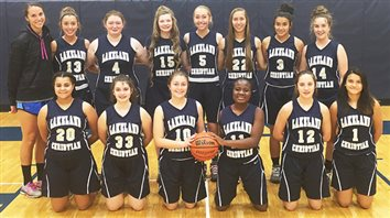 Lady Cougars Ready To Take Next Step