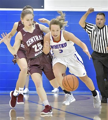 Lady 'Cats Fall To No. 3 Central Noble