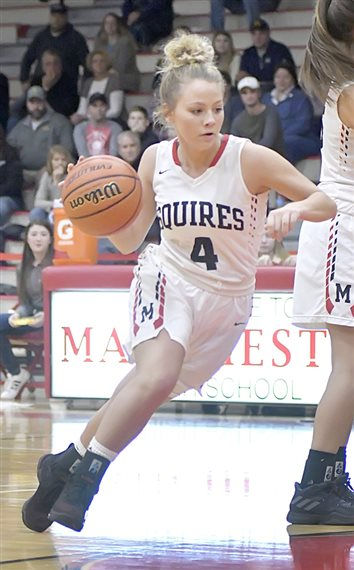 Fierstos Leads Lady Squires Over Whitko