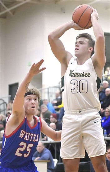 Wawasee Shoots Down Whitko Wildcats