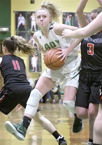Lady Panthers Too Much For Valley
