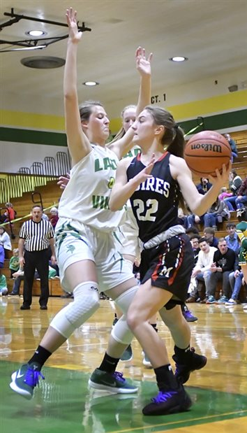 Lady Squires Win Share Of TRC Title