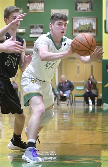 Valley Fends Off County Rival Wawasee