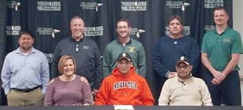 Wawasee's Rodriguez To Wrestle For Indiana Tech