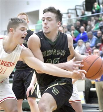 Warriors Too Much For West Noble