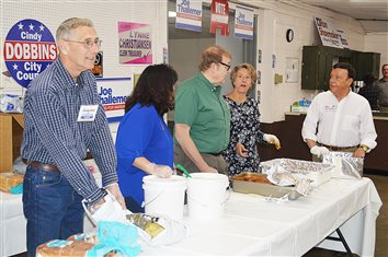 GOP Candidates, Office Holders Gather For Bi-Annual Fish Fry
