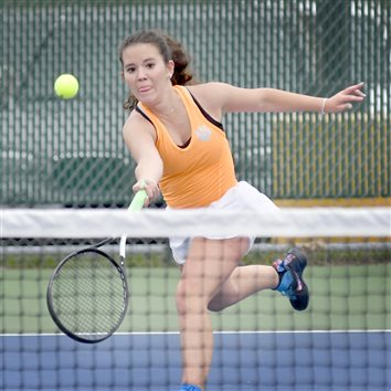 Warsaw Tennis Takes NLC Win Over Wawasee In Two-Venue Match