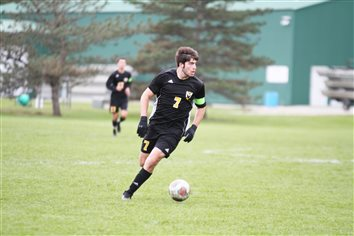 Manchester Men's Soccer Picked 4th In HCAC Poll