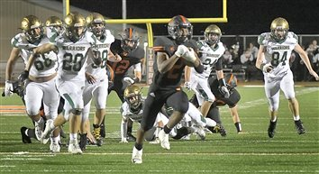 Tigers Hold Off Early Effort By Wawasee, Keep 'W' Trophy
