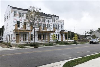 Buffalo Street Project Moves Along With Housing, Mixed Uses